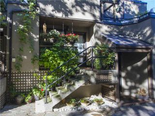 """Photo 2: 809 SAWCUT Street in Vancouver: False Creek Townhouse for sale in """"HEATHER POINT"""" (Vancouver West)  : MLS®# V1086722"""