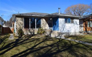 Photo 1: 829 Oxford Street in Winnipeg: River Heights Residential for sale (1D)  : MLS®# 1908804