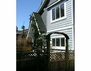 Photo 1: 9333 GENERAL CURRIE RD in Richmond: McLennan North Townhouse for sale : MLS®# V608952