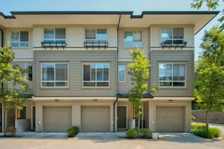 """Main Photo: 19 301 KLAHANIE Drive in Port Moody: Port Moody Centre Townhouse for sale in """"THE CURRENTS"""" : MLS®# R2601423"""