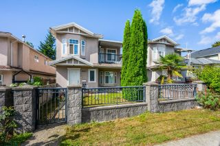 Main Photo: 6061 MAIN Street in Vancouver: Main 1/2 Duplex for sale (Vancouver East)  : MLS®# R2618596