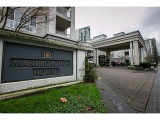 """Photo 1: 233 3098 GUILDFORD Way in Coquitlam: North Coquitlam Condo for sale in """"MARLBOROUGH HOUSE"""" : MLS®# V1128757"""