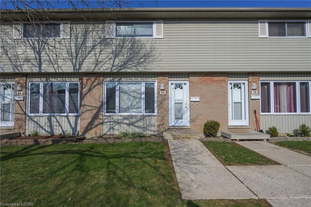 Main Photo: 69 1095 JALNA Boulevard in London: South X Residential for sale (South)  : MLS®# 40093941