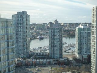 """Photo 8: 2910 928 BEATTY Street in Vancouver: Yaletown Condo for sale in """"The Max"""" (Vancouver West)  : MLS®# V1052333"""