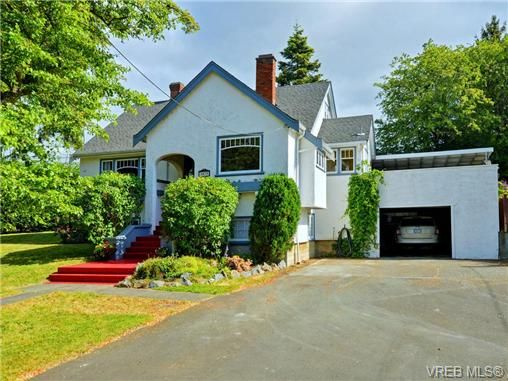 Main Photo: 2875 Rockwell Ave in VICTORIA: SW Gorge House for sale (Saanich West)  : MLS®# 732748