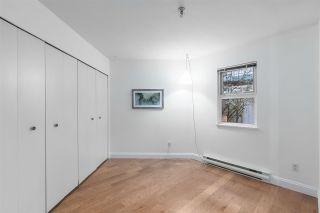 "Photo 15: 108 2020 W 8TH Avenue in Vancouver: Kitsilano Condo for sale in ""AUGUSTINE GARDENS"" (Vancouver West)  : MLS®# R2323601"