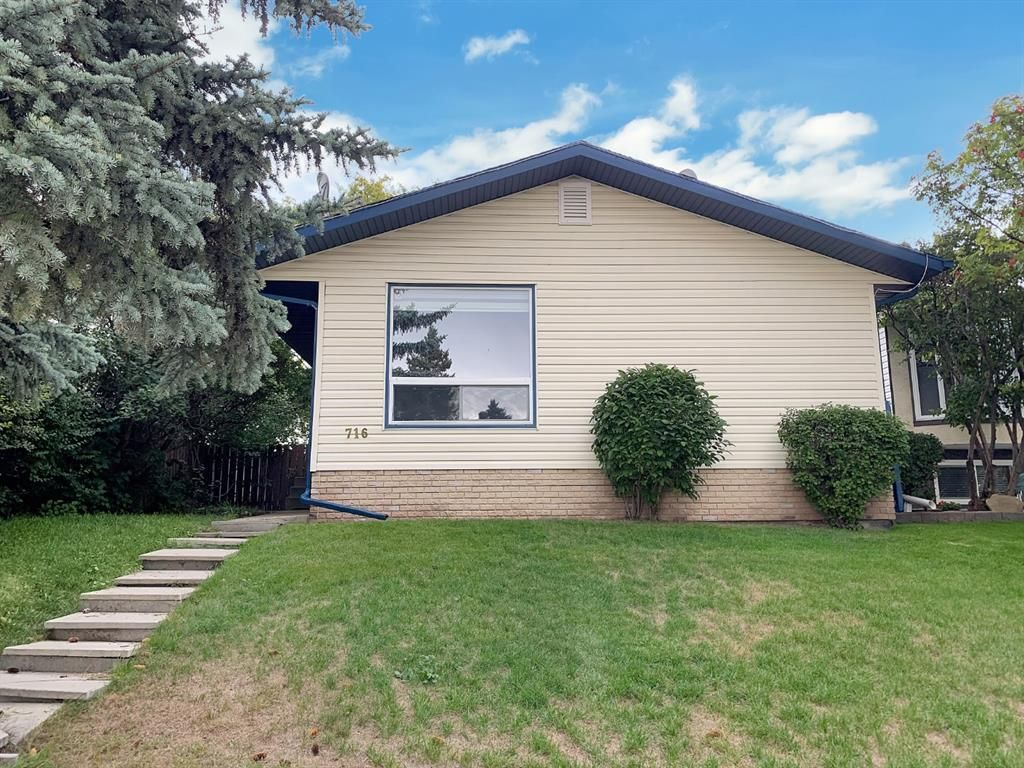 Main Photo: 716 Acacia Crescent SE: Airdrie Detached for sale : MLS®# A1143924
