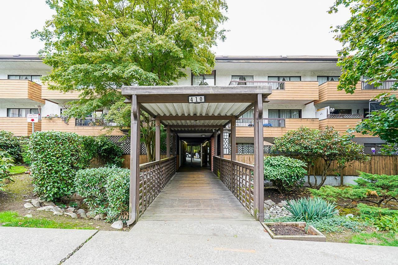 Main Photo: 311 410 AGNES Street in New Westminster: Downtown NW Condo for sale : MLS®# R2620362