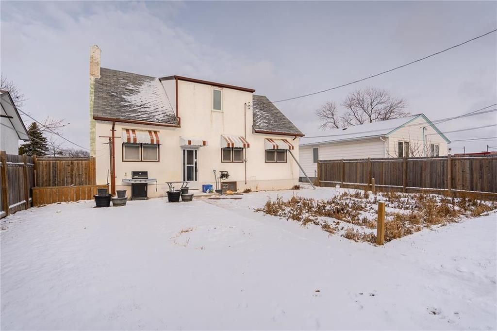 Photo 19: Photos: 984 Cathedral Avenue in Winnipeg: Sinclair Park Residential for sale (4C)  : MLS®# 202029493