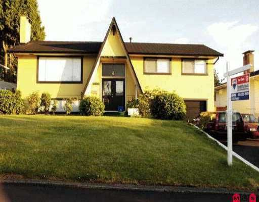 """Main Photo: 15100 EAGLE PL in Surrey: Bolivar Heights House for sale in """"BIRDLAND"""" (North Surrey)  : MLS®# F2612154"""