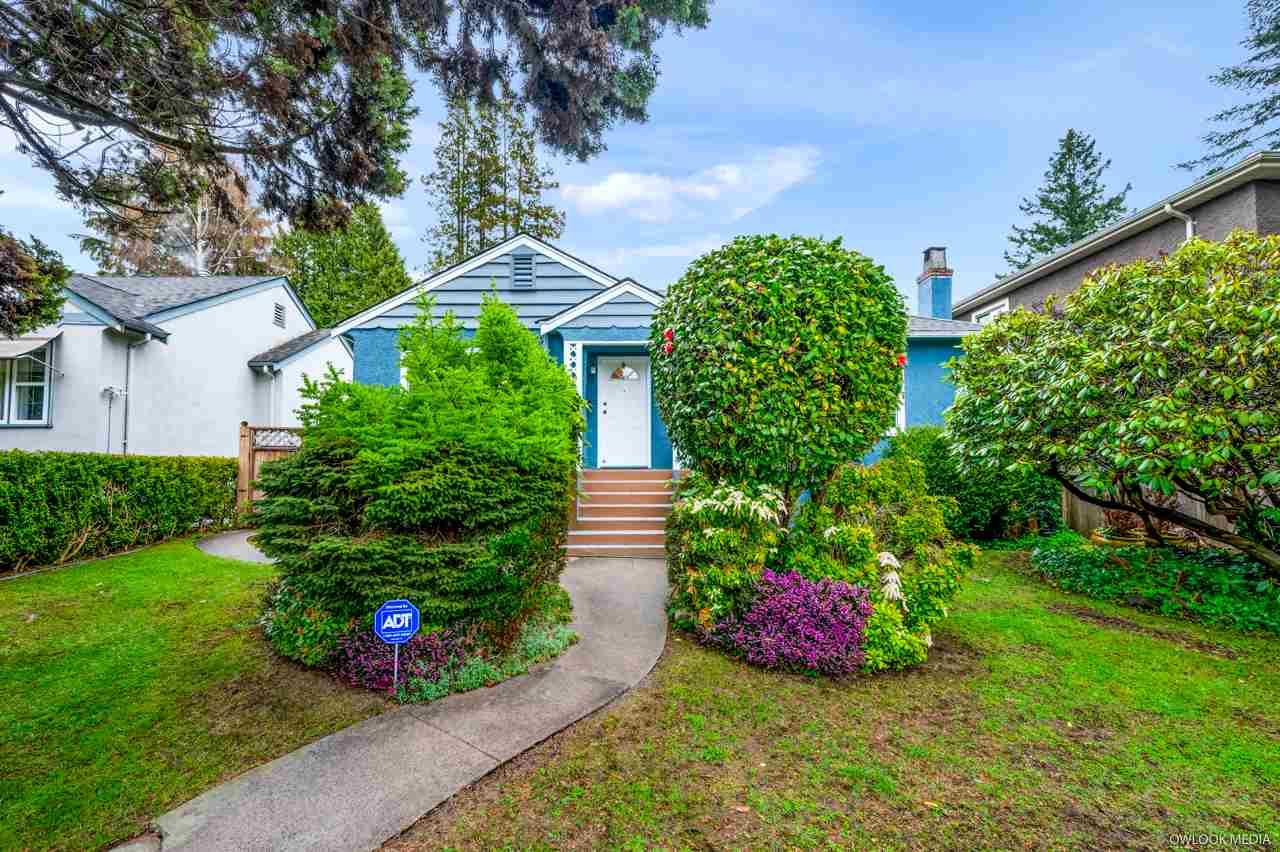 Main Photo: 7070 GRANVILLE Street in Vancouver: South Granville House for sale (Vancouver West)  : MLS®# R2562548