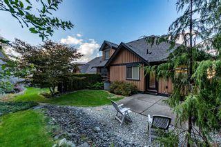"Photo 39: 34 43540 ALAMEDA Drive in Chilliwack: Chilliwack Mountain Townhouse for sale in ""Retriever Ridge"" : MLS®# R2617463"