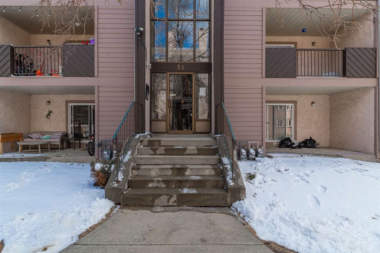 Main Photo: 202 51 Akins Drive: St. Albert Condo for sale : MLS®# E4232818