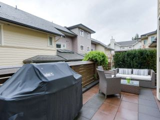 Photo 18: 9 215 E 4TH STREET in North Vancouver: Lower Lonsdale Townhouse for sale : MLS®# R2042517