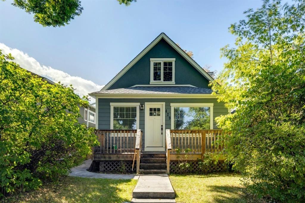 Main Photo: 429 8A Street NE in Calgary: Bridgeland/Riverside Detached for sale : MLS®# A1146319