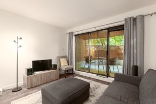 """Photo 3: 101 2920 ASH Street in Vancouver: Fairview VW Condo for sale in """"Ash Court"""" (Vancouver West)  : MLS®# R2615641"""