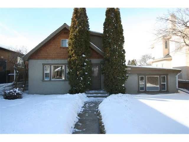 Main Photo: 2523 16 Street NW in CALGARY: Capitol Hill Residential Detached Single Family for sale (Calgary)  : MLS®# C3459604