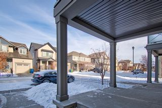 Photo 31: 169 WINDSTONE Avenue SW: Airdrie Row/Townhouse for sale : MLS®# A1064372