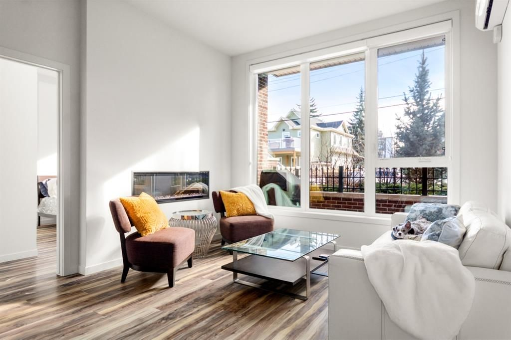 Main Photo: 105 317 22 Avenue SW in Calgary: Mission Apartment for sale : MLS®# A1072851