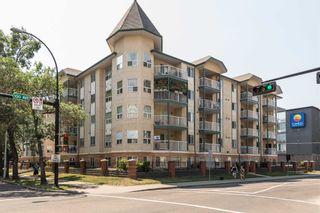 Photo 1: 412 9938 104 Street in Edmonton: Zone 12 Condo for sale : MLS®# E4255024