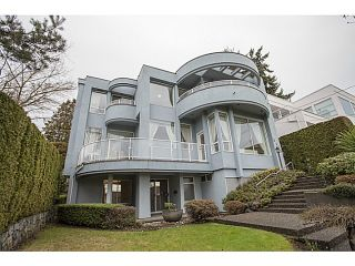 Main Photo: 2135 LAWSON Avenue in West Vancouver: Dundarave House for sale : MLS®# V1104352