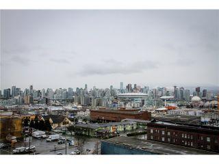 """Photo 9: 611 251 E 7TH Avenue in Vancouver: Mount Pleasant VE Condo for sale in """"DISTRICT"""" (Vancouver East)  : MLS®# V1051124"""