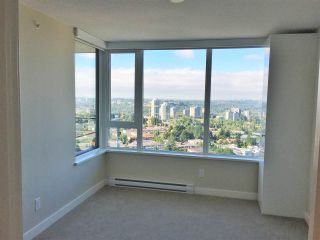 """Photo 5: 2601 570 EMERSON Street in Coquitlam: Coquitlam West Condo for sale in """"UPTOWN 2"""" : MLS®# R2194754"""