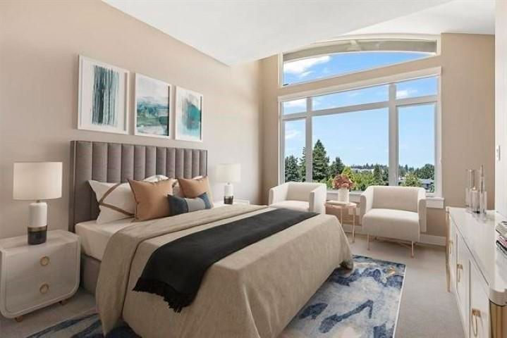 """Main Photo: 806 15333 16 Avenue in White Rock: Sunnyside Park Surrey Condo for sale in """"The Residences of Abbey Lane"""" (South Surrey White Rock)  : MLS®# R2620995"""