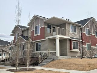Main Photo: 1503 250 Sage Valley Road NW in Calgary: Sage Hill Row/Townhouse for sale : MLS®# A1079700