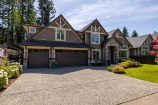 """Photo 1: 20702 40 Avenue in Langley: Brookswood Langley House for sale in """"BROOKSWOOD"""" : MLS®# R2581096"""