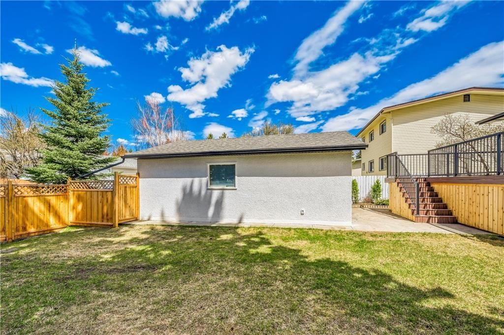Photo 45: Photos: 5039 BULYEA Road NW in Calgary: Brentwood Detached for sale : MLS®# A1047047