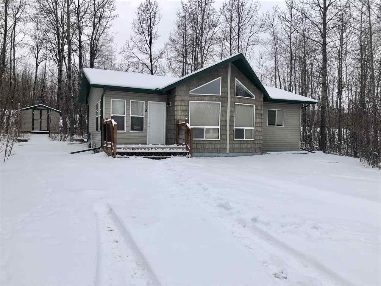 Main Photo: 69 15065 TWP RD 470: Rural Wetaskiwin County House for sale : MLS®# E4227352