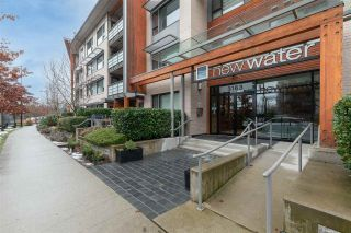 "Main Photo: 312 3163 RIVERWALK Avenue in Vancouver: South Marine Condo for sale in ""NEW WATER"" (Vancouver East)  : MLS®# R2541577"