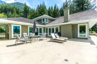 Photo 20: 55 CREEKVIEW PLACE: Lions Bay House for sale (West Vancouver)  : MLS®# R2084524