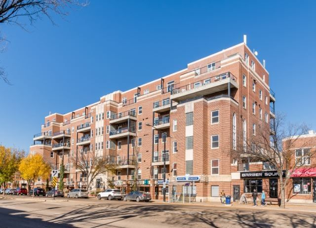 Main Photo: 402 10728 82 Avenue in Edmonton: Zone 15 Condo for sale : MLS®# E4236597