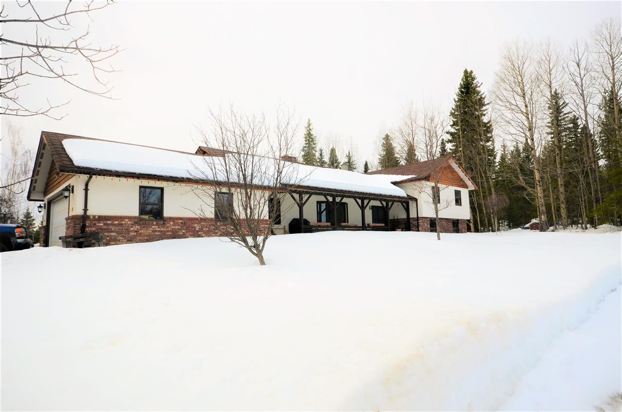 Main Photo: 9805 MURALT Road in Prince George: Beaverley House for sale (PG Rural West (Zone 77))  : MLS®# R2252294