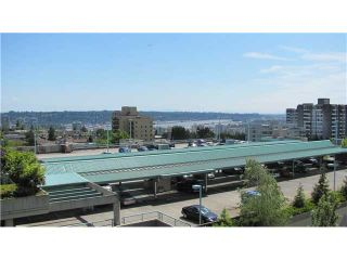 """Photo 10: 1003 739 PRINCESS Street in New Westminster: Uptown NW Condo for sale in """"BERKLEY PLACE"""" : MLS®# V837380"""