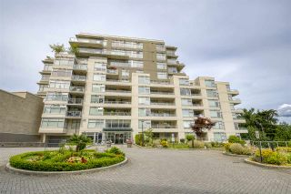 "Photo 2: 601 9288 UNIVERSITY Crescent in Burnaby: Simon Fraser Univer. Condo for sale in ""NOVO 1"" (Burnaby North)  : MLS®# R2510016"