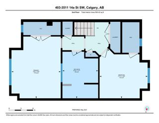 Photo 49: 403 3511 14A Street SW in Calgary: Altadore Row/Townhouse for sale : MLS®# A1104050