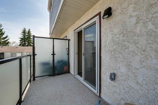Photo 21: 506 WILLOW Court in Edmonton: Zone 20 Townhouse for sale : MLS®# E4243540