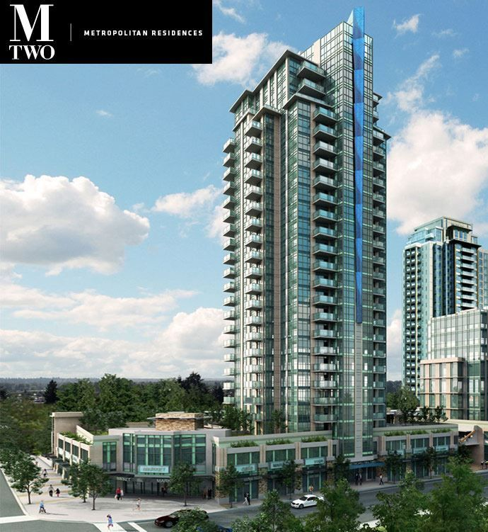 "Main Photo: 908 3008 GLEN Drive in Coquitlam: North Coquitlam Condo for sale in ""M2"" : MLS®# R2272991"