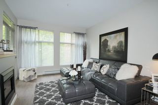 "Photo 4: 203 201 MORRISSEY Road in Port Moody: Port Moody Centre Condo for sale in ""LIBRA"" : MLS®# R2065703"