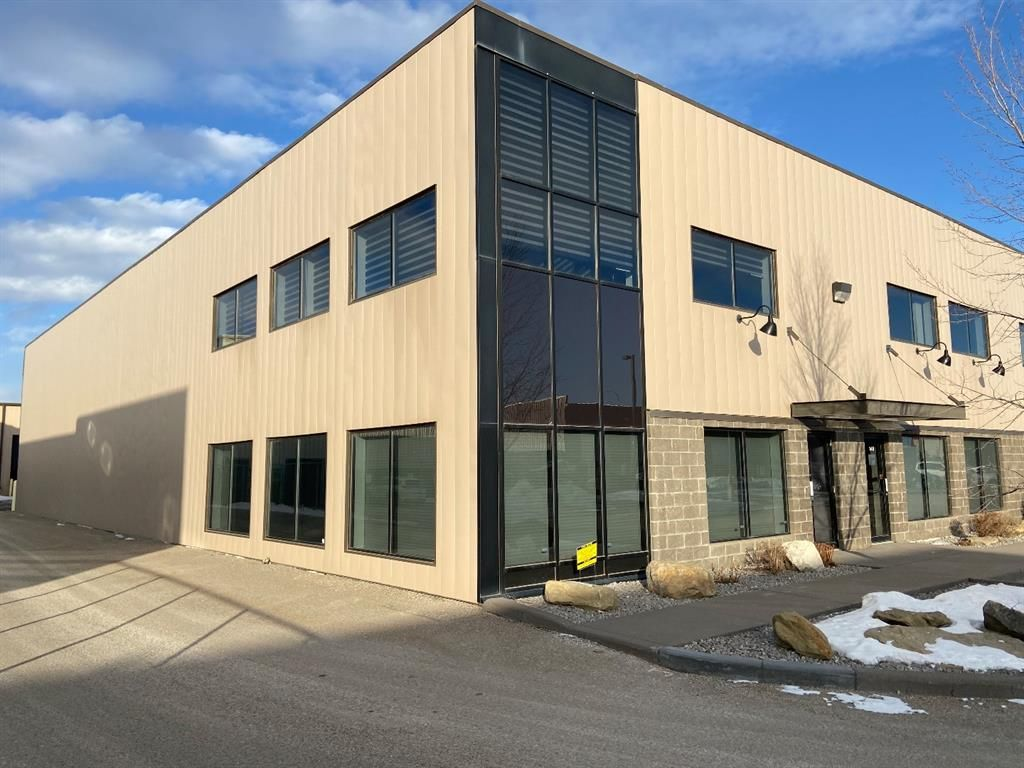 Main Photo: 150 10615 48 Street SE in Calgary: East Shepard Industrial Industrial for sale : MLS®# A1071567