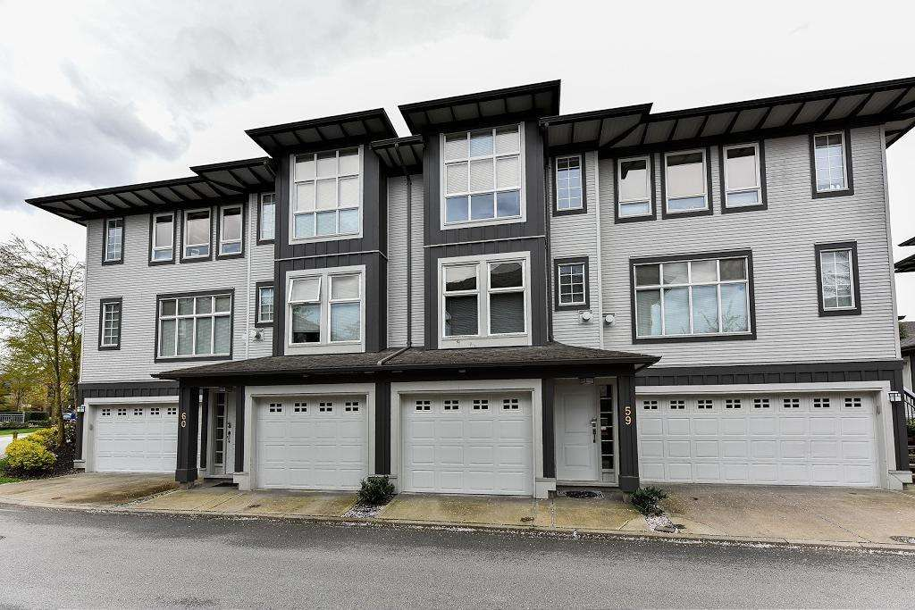 """Main Photo: 59 18777 68A Avenue in Surrey: Clayton Townhouse for sale in """"Compass"""" (Cloverdale)  : MLS®# R2156766"""