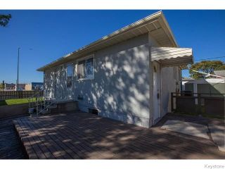 Photo 16: 1115 Nairn Avenue in WINNIPEG: East Kildonan Residential for sale (North East Winnipeg)  : MLS®# 1525516