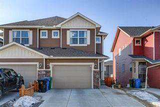 Photo 1: 51 Saddlelake Common NE in Calgary: Saddle Ridge Semi Detached for sale : MLS®# A1085413