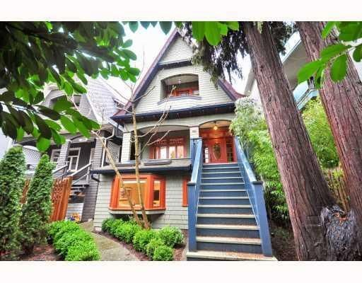 Main Photo: 2168 YORK AV in Vancouver: House for sale : MLS®# V799343