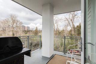 """Photo 17: 602 7428 ALBERTA Street in Vancouver: South Cambie Condo for sale in """"BELPARK BY INTRACORP"""" (Vancouver West)  : MLS®# R2536703"""