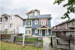 Photo 1: 2477 & 2479 ST. LAWRENCE Street in Vancouver: Collingwood VE Duplex for sale (Vancouver East)  : MLS®# R2562014
