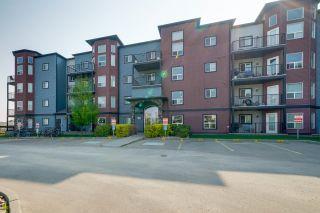 Photo 1: 420 392 SILVER_BERRY Road in Edmonton: Zone 30 Condo for sale : MLS®# E4262419